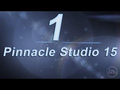 1_Слайд шоу за 10 минут в Pinnacle Studio 15