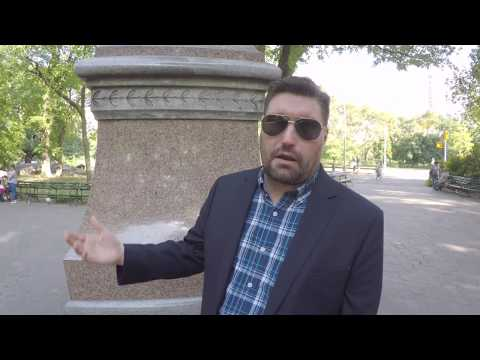 Mike Enoch Gives His Take On Charlottesville | Tours Central Park