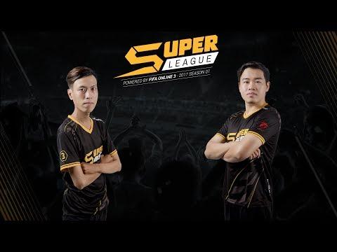 [28.05.2017] Ngọc Vũ vs Trí Nhân [SuperLeague 2017]