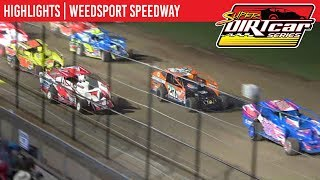 Super DIRTcar Series Big Block Modifieds Weedsport Speedway 9/2/19
