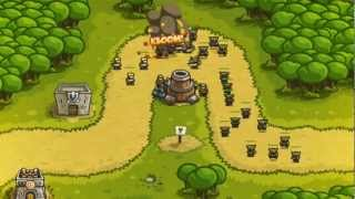 Kingdom Rush iPhone Trailer (Official)