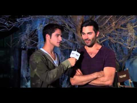 Teen Wolf cast  vacation