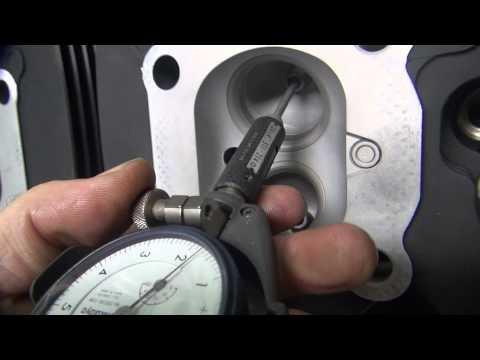 103ci Dyna #109 Hotrod Head Porting & Rebuild 2006-present Harley FXD Twincam TC