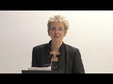Inaugural Lecture, Professor Annie Bartlett