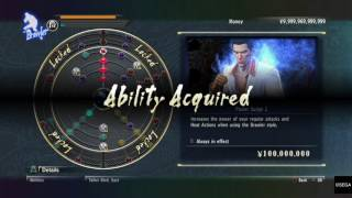 YAKUZA 0  Save Wizard cheats working!