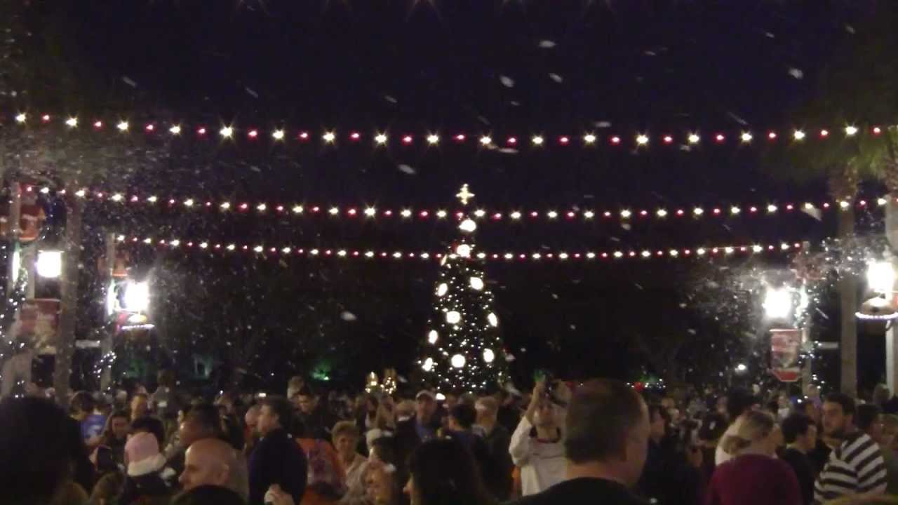 Christmas Tree Lighting Dc