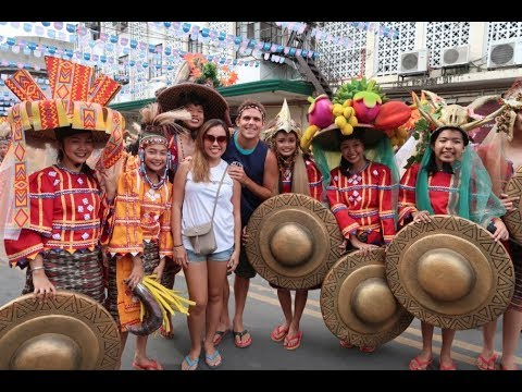 MUST SEE Festival In The Philippines! (Kadayawan, Davao City)