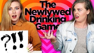 Irish People Play The Newlywed Drinking Game