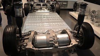 Degradacion de la bateria en el Tesla Model S