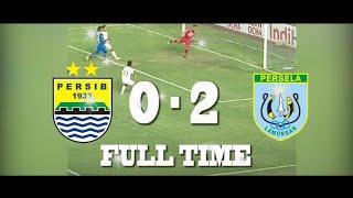 Hasil Akhir Persib Bandung 0-2 Persela Lamongan, Pelatih Robert Rene Alberts Bingung