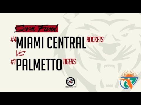 #4 Miami Central Vs #1 Palmetto (2019 FHSAA Class 6A State Semi-Final)