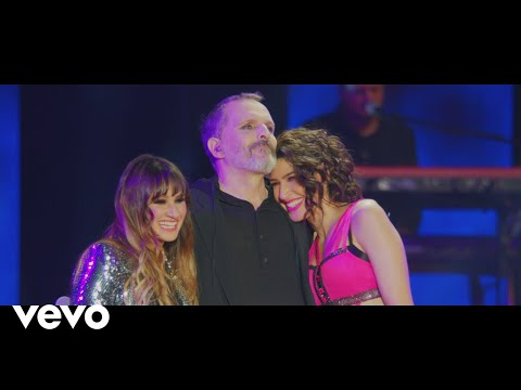 Смотреть клип Ha-Ash Ft. Miguel Bosé - Si Tú No Vuelves