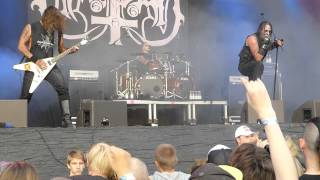 Marduk - Into Second Death