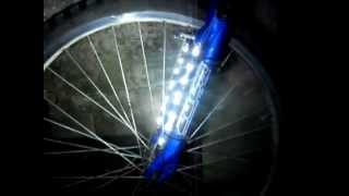 велосипедная подсветка своими руками(На канале вы увидите много интересного что касается радиодеталей, и что можно из них сделать или где и как..., 2015-04-12T10:50:19.000Z)