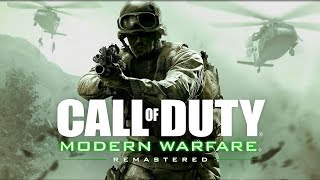 Call of Duty: Modern Warfare Remastered - Part 1