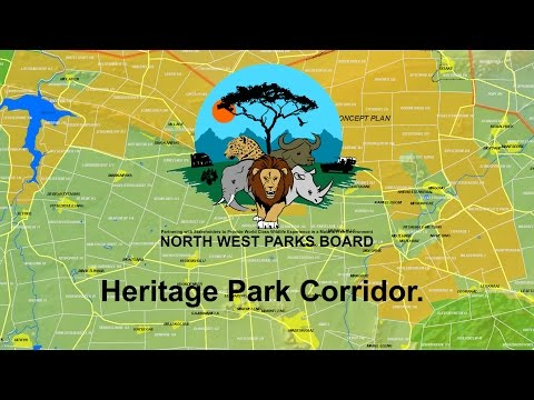 North West Parks Board - The Heritage Park Corridor.