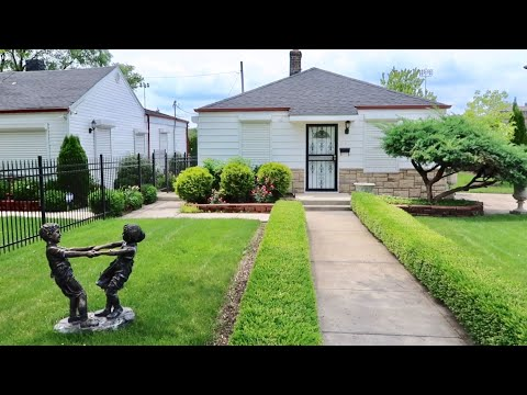 Michael Jackson Birthplace - Childhood Hometown Tour Of Gary Indiana