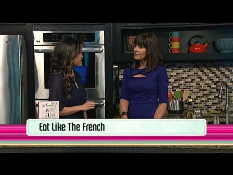 "Carol Cottrill on Oxygen's Life Love Shopping - ""Eat Like the French"""