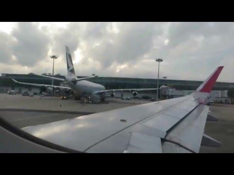 AirAsia AK700: Singapore - Kuala Lumpur