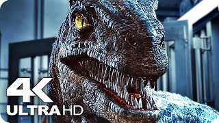 Jurassic World 2 All Trailers 4K UHD (2018) Fallen Kingdom
