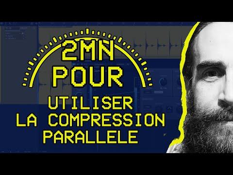2 MIN POUR... utiliser la compression parallèle