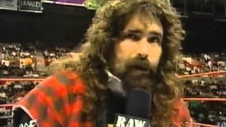WWF 1998: Cactus Jack turns Heel