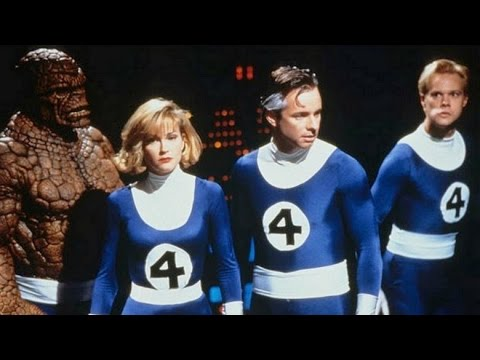 Fantastic Four (1994) Trailer