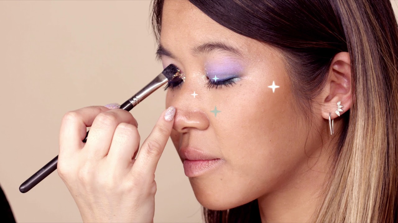 Download Festival Glitter Makeup Tutorial with MAC | House of Fraser