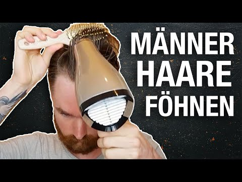Haare Föhnen... oder auch: Deine Frisur entsteht vor dem Wax!