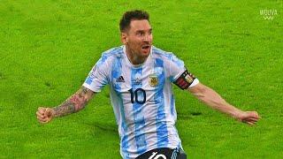 Lionel Messi Saves Argentina