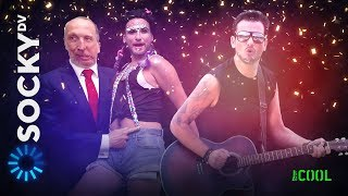 SOCKY DV: Léto plný lásky, politiky, chlamydií a fesťákový obludy