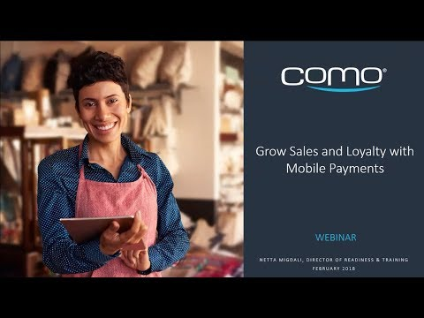 Grow Sales and Loyalty with Mobile Payments