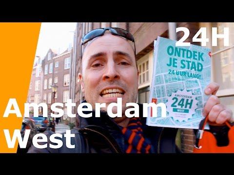 Amsterdam Neighbourhoods - Amsterdam West in 24 Hours