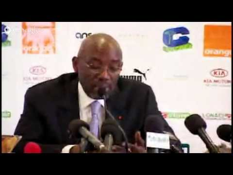 Conference de presse Sidy Diallo