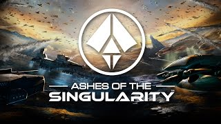 Ashes of the Singularity pre-Beta Gameplay - MASSIVE Real Time Strategy Game