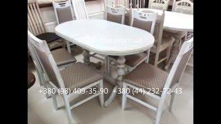 видео Деревянные кухонные столы