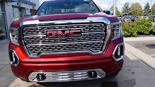 2019 GMC Sierra 1500 Denali Crew Cab Short Box 4WD - New Truck For Sale - Hudson, Wisconsin