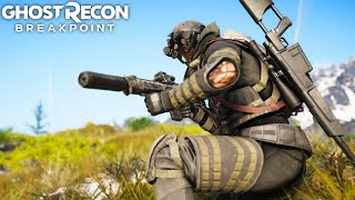 Ghost Recon Breakpoint BEST LOADOUT IN THE GAME! Ghost Recon Breakpoint Free Roam