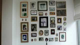 Alzheimer's Aware- Wall of Memories