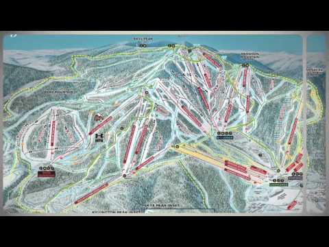 Killington, Vermont Ski Resort Video Preview