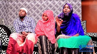 Qaali Ladan iyo Familka Faataale   Short Film