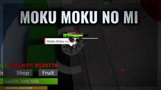 MOKU MOKU NO MI! | One Piece: Open Seas | ROBLOX