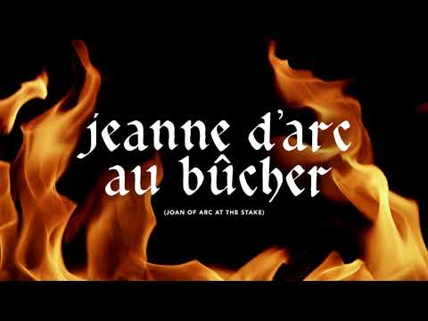 Odyssey Opera presents: Honegger's Jeanne d'Arc au Bûcher (Joan of Arc at the Stake)