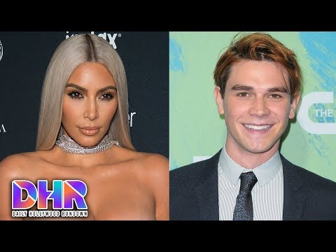 Kim Kardashian & Kanye West REFUSE To Reveal Baby - KJ Apa Has SECRET GF!? (DHR)