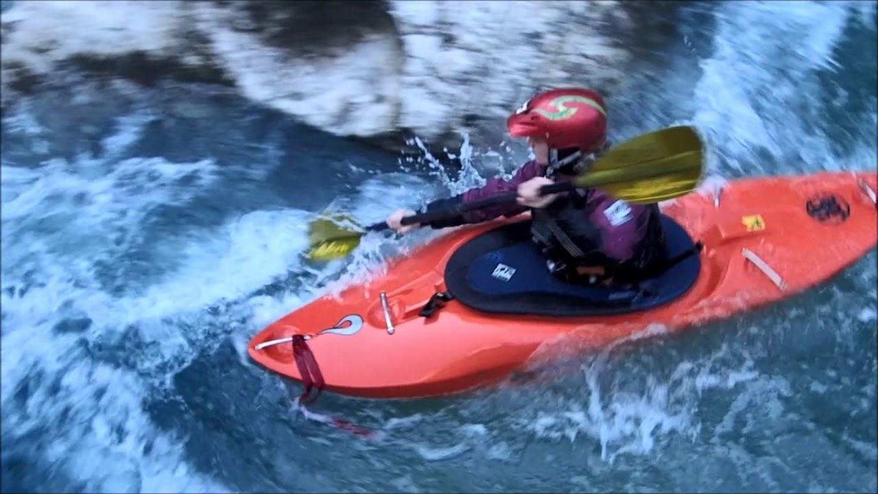 Christmas Kayak Camp