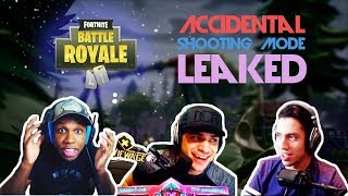 CDNthe3rd Grimmmz OPsct Hysteria 😱Play Accidental release of Shooting mode Leaked😱 (Fortnite)