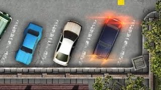PARKING FURY 2 CAR PARKING GAME LEVEL 1-5