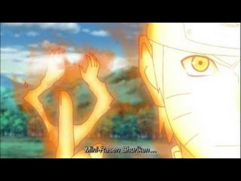 Naruto Shippuden Episode 296- Naruto Joins The War