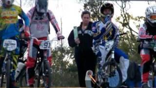 aa pros 2011 gator nationals oldsmar main event saturday FIRST COAST BMX VIDEO