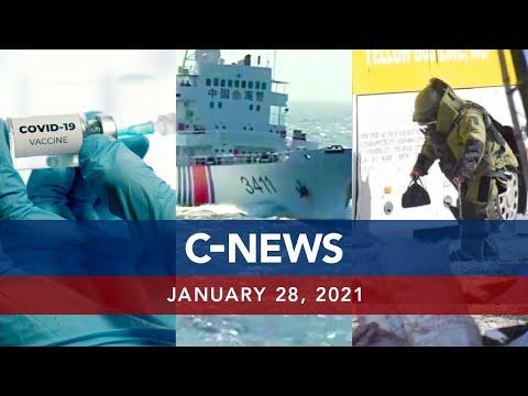 UNTV: C-NEWS   January 28, 2021